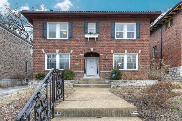 7407 Stratford Avenue, University City, MO 63130 (#20007003) :: Hartmann Realtors Inc.