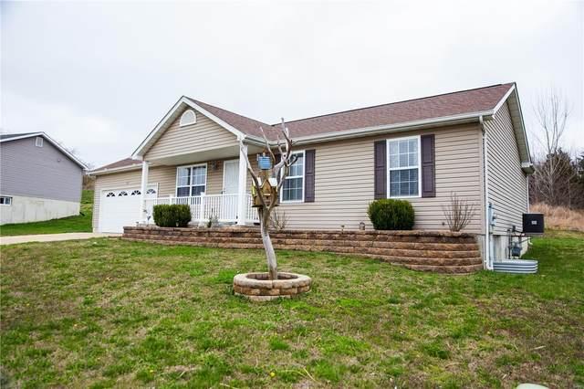 818 Hawks Circle Drive, Hillsboro, MO 63050 (#20007039) :: Realty Executives, Fort Leonard Wood LLC