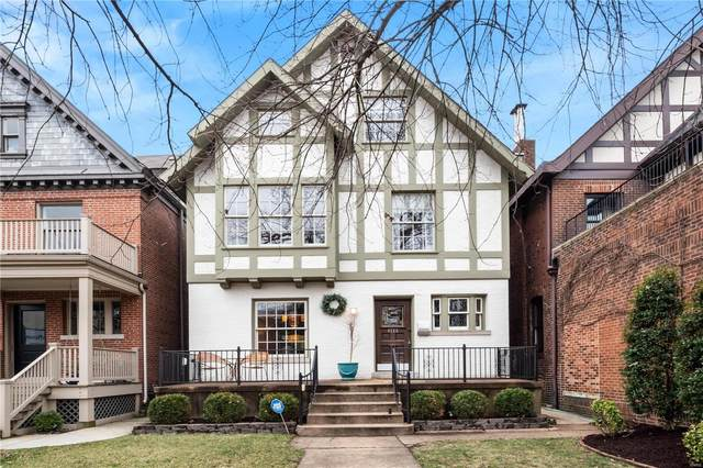 4722 Mcpherson, St Louis, MO 63108 (#20007146) :: The Becky O'Neill Power Home Selling Team