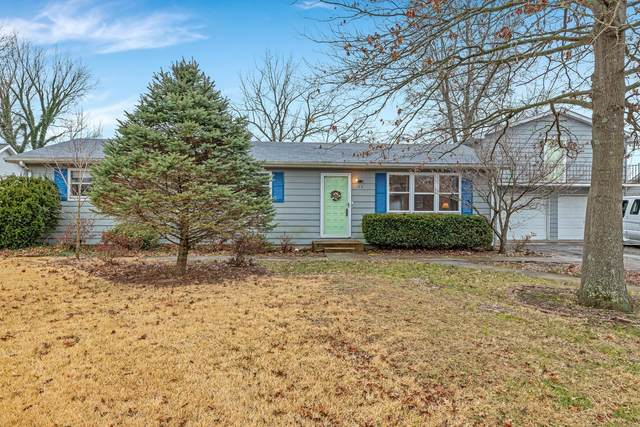 144 Gall Road, Columbia, IL 62236 (#20007226) :: Fusion Realty, LLC