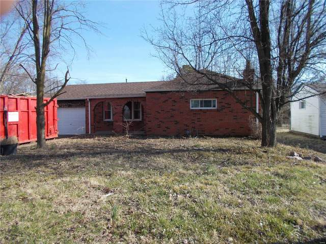 801 Howell Avenue, Cahokia, IL 62206 (#20007272) :: Kelly Hager Group | TdD Premier Real Estate