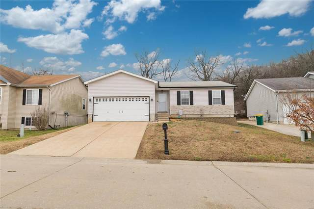 1647 Twelve Oaks Pl., Pevely, MO 63070 (#20007292) :: RE/MAX Vision