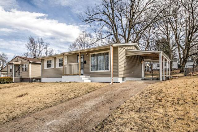 3030 Wheaton Avenue, St Louis, MO 63114 (#20007297) :: The Becky O'Neill Power Home Selling Team
