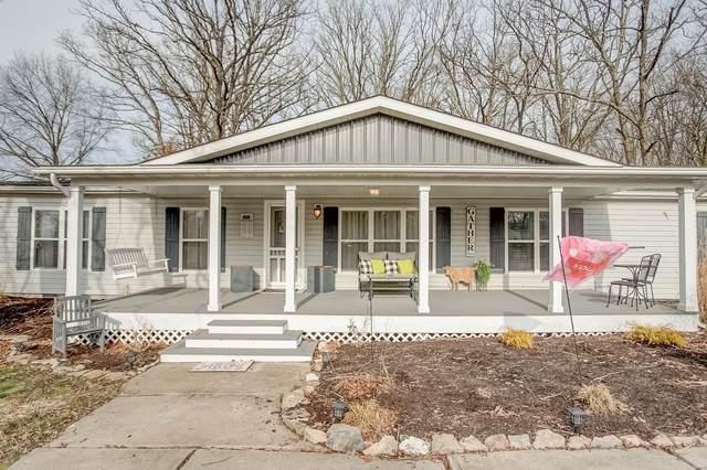 7512 Camp Creek Lane, EVANSVILLE, IL 62242 (#20007336) :: Sue Martin Team