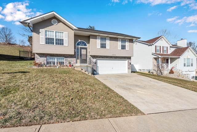 1353 Rockwood Forest Drive, Arnold, MO 63010 (#20007360) :: Matt Smith Real Estate Group