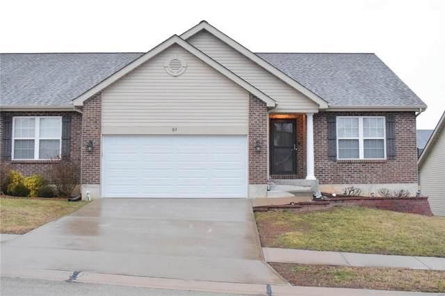 63 Parkville Lane, Festus, MO 63028 (#20007426) :: St. Louis Finest Homes Realty Group