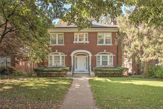 7008 Kingsbury Boulevard, University City, MO 63130 (#20007432) :: Kelly Hager Group | TdD Premier Real Estate