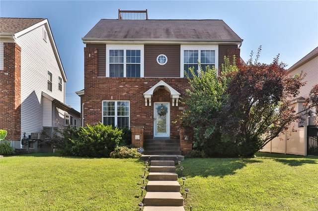 3016 Saint Vincent Avenue, St Louis, MO 63104 (#20007443) :: RE/MAX Vision