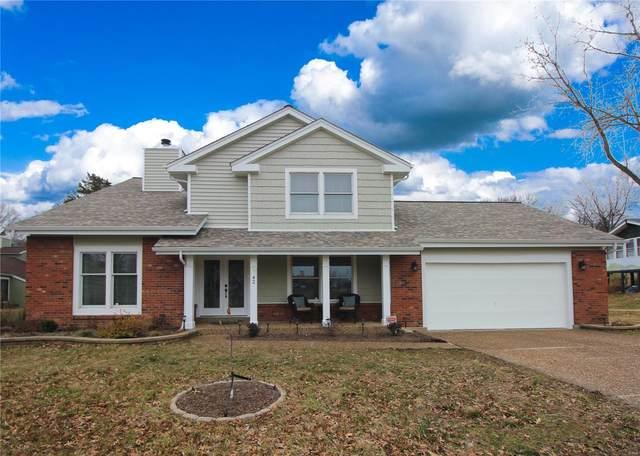 42 Harbor View Drive, Lake St Louis, MO 63367 (#20007444) :: Barrett Realty Group