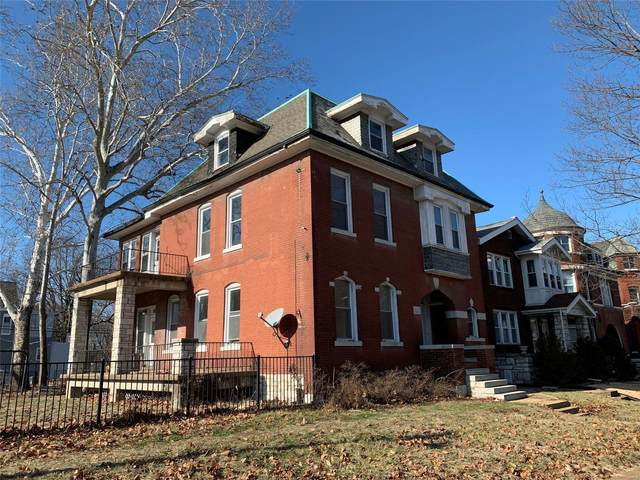 2737 S Kingshighway Boulevard, St Louis, MO 63139 (#20007449) :: Clarity Street Realty