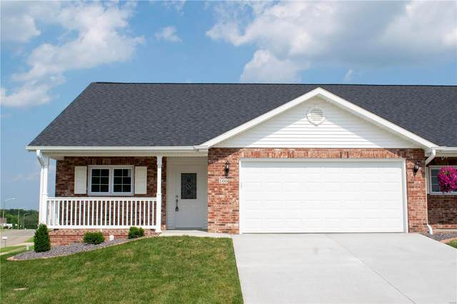 100 Megan Ct, Valmeyer, IL 62295 (#20007461) :: The Becky O'Neill Power Home Selling Team