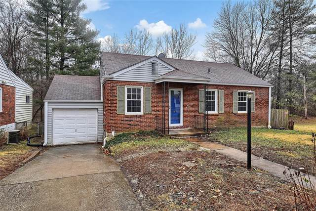 7112 Holly Hills Avenue, St Louis, MO 63123 (#20007465) :: RE/MAX Vision