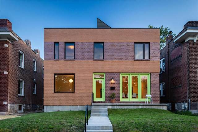 4129 Lafayette Avenue, St Louis, MO 63110 (#20007471) :: Walker Real Estate Team