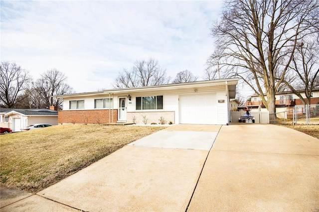 916 Buckley Road, St Louis, MO 63125 (#20007516) :: Hartmann Realtors Inc.