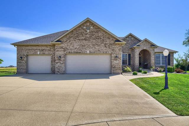 3300 Karros Court, Edwardsville, IL 62025 (#20007530) :: Parson Realty Group