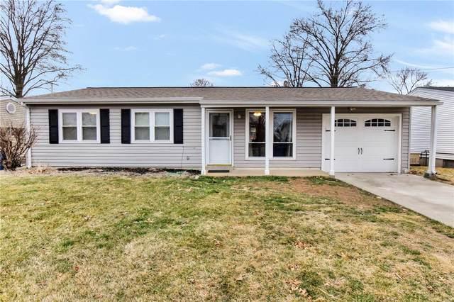 11913 Honey Hill Drive, Maryland Heights, MO 63043 (#20007567) :: Sue Martin Team