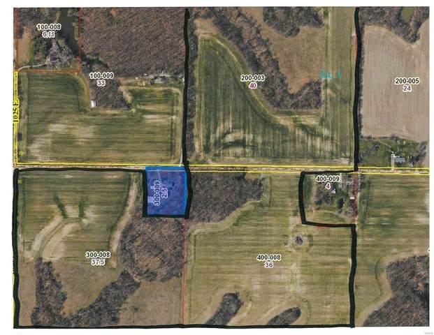0 County Road 1150, SHOBONIER, IL 62885 (#20007609) :: Fusion Realty, LLC