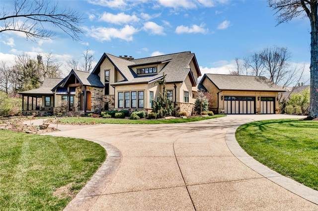 6 Rutherford, Town and Country, MO 63131 (#20007620) :: Kelly Hager Group   TdD Premier Real Estate