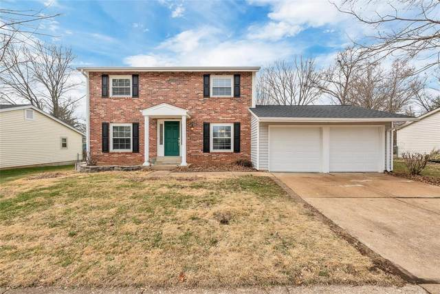 889 Braquewood Drive, Manchester, MO 63021 (#20007649) :: St. Louis Finest Homes Realty Group