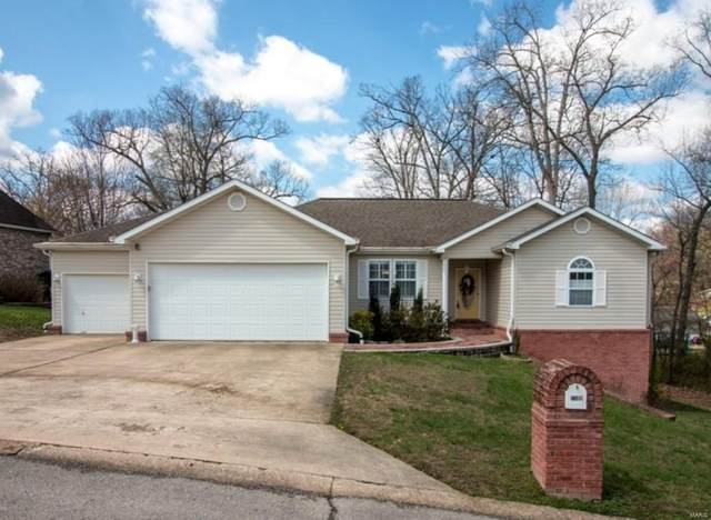 2583 Stone Ridge, Poplar Bluff, MO 63901 (#20007661) :: Sue Martin Team