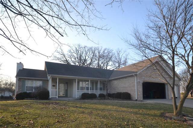 4903 Stoneledge Drive, Smithton, IL 62285 (#20007671) :: St. Louis Finest Homes Realty Group