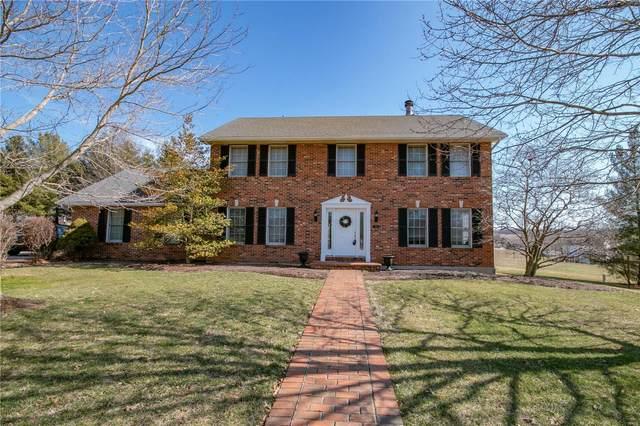 306 W Ridge, Columbia, IL 62236 (#20007696) :: RE/MAX Vision