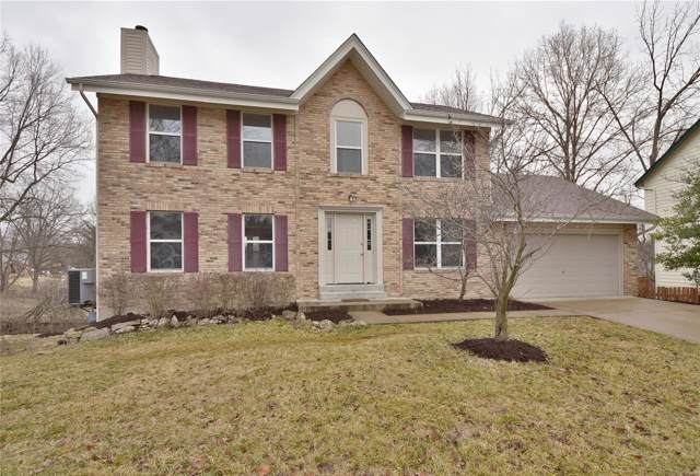 309 Woodland Hill Court, Manchester, MO 63021 (#20007702) :: St. Louis Finest Homes Realty Group