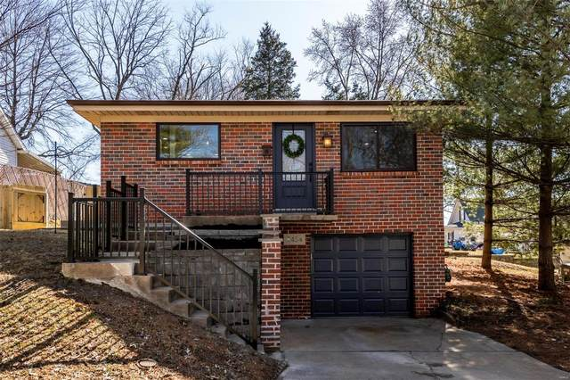 8454 Florence, Brentwood, MO 63144 (#20007720) :: Peter Lu Team