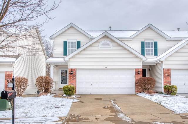 173 Waterside Crossing, Saint Peters, MO 63376 (#20007744) :: Hartmann Realtors Inc.