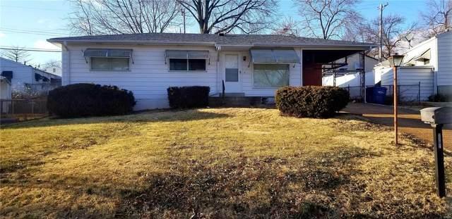 2307 Pecan, St Louis, MO 63125 (#20007762) :: Hartmann Realtors Inc.