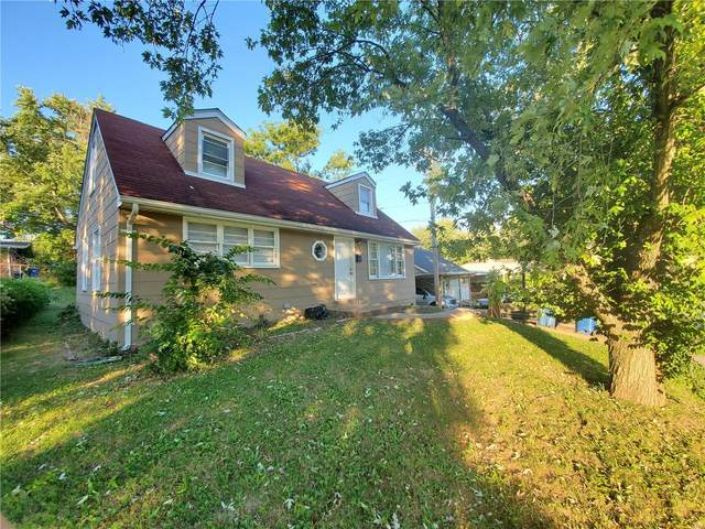 8729 Marcella Avenue, Bel Ridge, MO 63121 (#20007781) :: Parson Realty Group