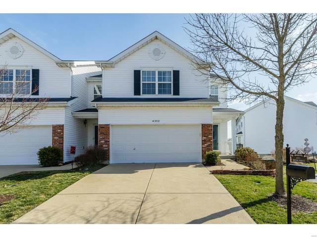 4353 Bristol View Court, St Louis, MO 63129 (#20007862) :: Clarity Street Realty