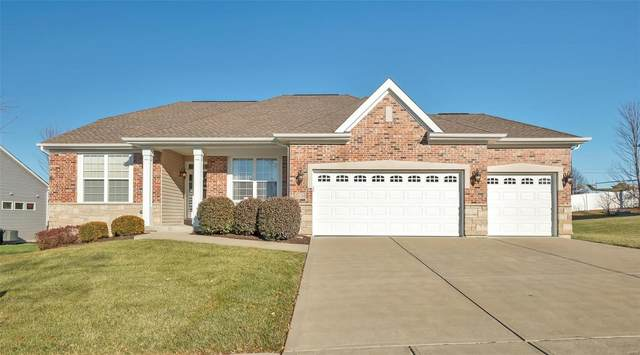 1226 Peruque Ridge Drive, Wentzville, MO 63385 (#20007934) :: St. Louis Finest Homes Realty Group