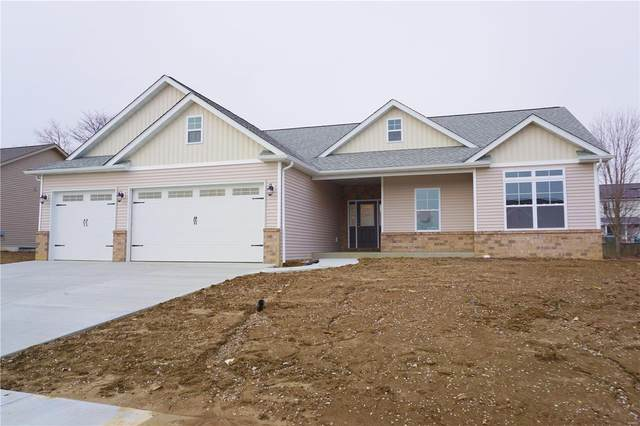 8043 Radcliffe Place, Troy, IL 62294 (#20007993) :: Fusion Realty, LLC