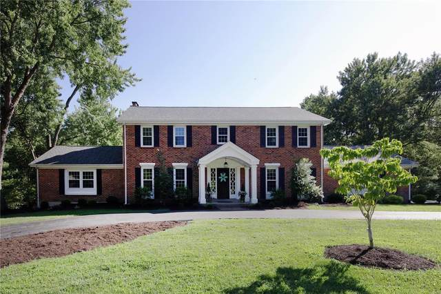 13334 Cross Land Dr Drive, Town and Country, MO 63131 (#20008054) :: Clarity Street Realty