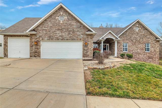1648 Ivy Chase Lane, Fenton, MO 63026 (#20008118) :: Clarity Street Realty