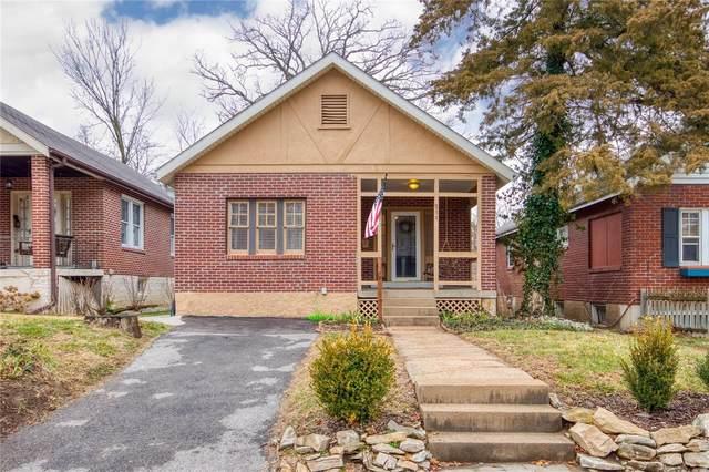 511 W Woodbine Avenue, St Louis, MO 63122 (#20008162) :: Sue Martin Team