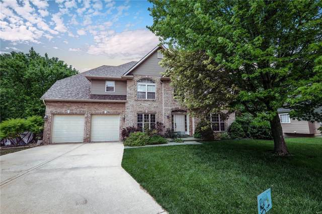 30 Cedar Mill, Troy, IL 62294 (#20008198) :: Fusion Realty, LLC
