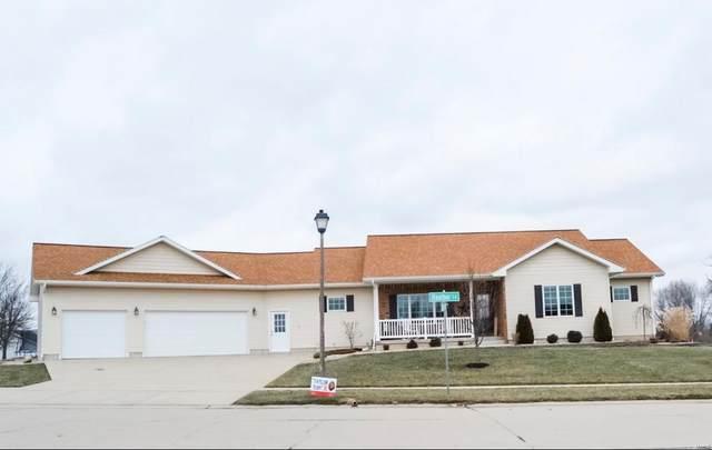 1315 Heather Lane, Greenville, IL 62246 (#20008208) :: Sue Martin Team
