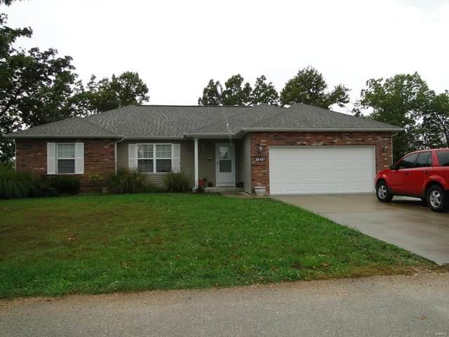 20901 Lacombe Road, Waynesville, MO 65583 (#20008221) :: Matt Smith Real Estate Group