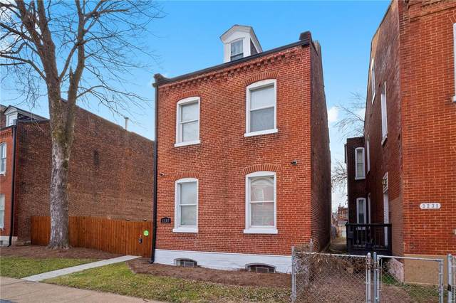 2237 Missouri Avenue, St Louis, MO 63104 (#20008246) :: The Becky O'Neill Power Home Selling Team