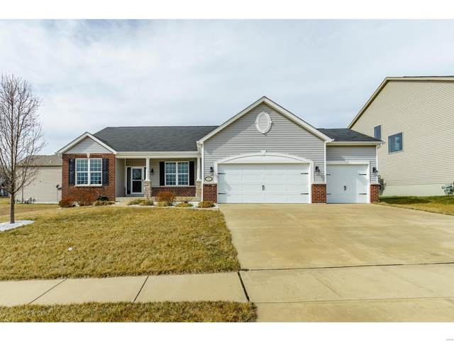 117 Golden Gate Parkway, Foristell, MO 63348 (#20008249) :: Kelly Hager Group | TdD Premier Real Estate