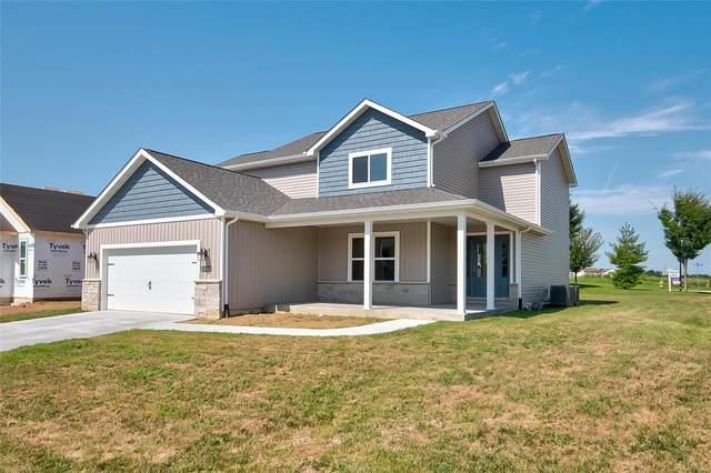 840 Bridgeway Drive, O'Fallon, IL 62269 (#20008262) :: PalmerHouse Properties LLC