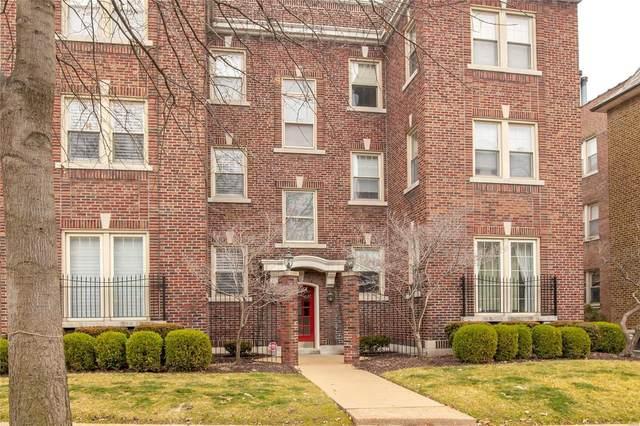 6239 Rosebury Avenue 1E, St Louis, MO 63105 (#20008315) :: Kelly Hager Group | TdD Premier Real Estate