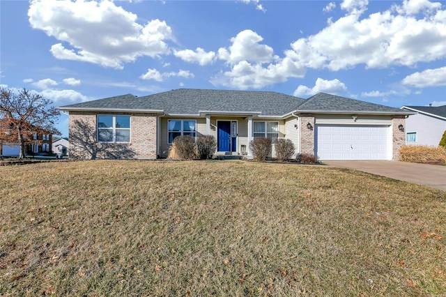 7219 Cinnamon Teal, O'Fallon, MO 63368 (#20008325) :: Kelly Hager Group | TdD Premier Real Estate