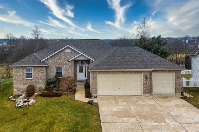 3706 Bear Creek Bluff Court, Wentzville, MO 63385 (#20008410) :: St. Louis Finest Homes Realty Group