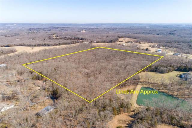 35 Acres Forest View, Hillsboro, MO 63050 (#20008432) :: RE/MAX Professional Realty