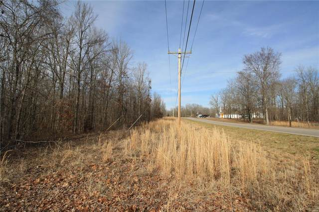 0 Lot 15 Holiday Hills Dev, Wappapello, MO 63966 (#20008445) :: Matt Smith Real Estate Group
