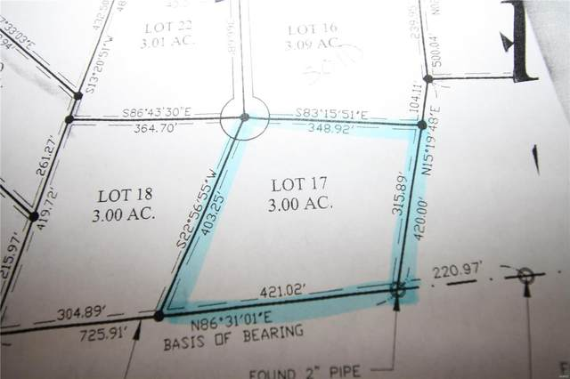 0 Lot 17 Holiday Hills Dev, Wappapello, MO 63966 (#20008449) :: Matt Smith Real Estate Group