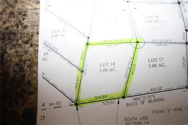0 Lot 18 Holiday Hills Dev, Wappapello, MO 63966 (#20008454) :: Matt Smith Real Estate Group